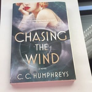 Chasing The Wind Paperback Novel C.C. Humphreys